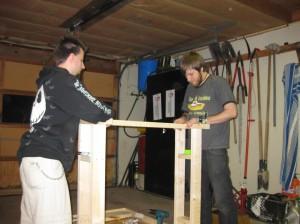 Fitting the beam
