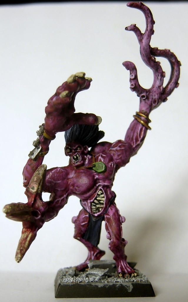 Finished Possessed!
