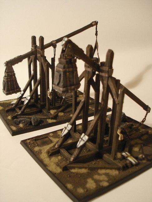 Couple of Trebuchets