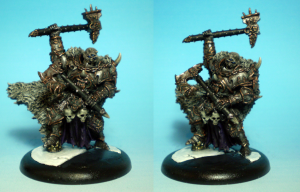 Warhammer Quest Chaos Warrior