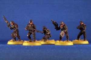 Umbrella/Elysian Troopers 40K