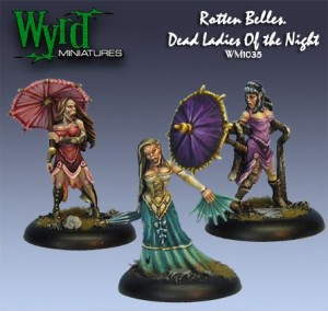 "Undead ""Ladies of the Night"""