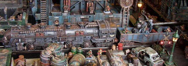 Imperial War Train