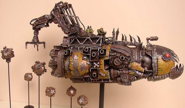 Ork Minelayer