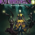 Malifaux Book 2 Cover