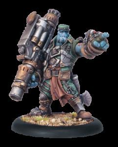 Warlock Captain Gunnbjorn
