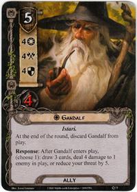 Gandalf Ally Card